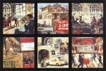 Quadre obra de Joaquim Mateo pel 75è aniversari del Casino