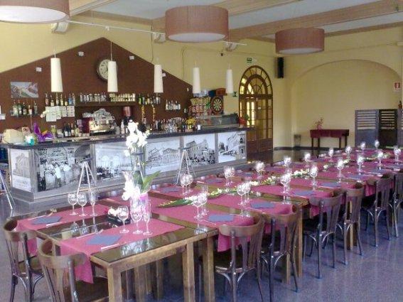 Cafè restaurant El Casino