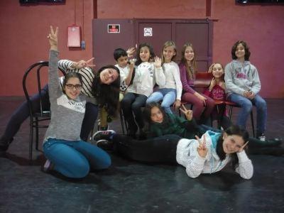 Escola de Teatre El Casino Sensedrama