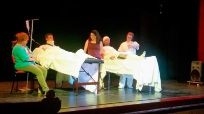 Escola de Teatre El Casino Sensedrama - Mostra Curs 2015 - 2016