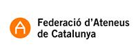 Logo Federació d'Ateneus de Catalunya