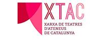 Logo Xarxa de Teatres d'Ateneus de Catalunya