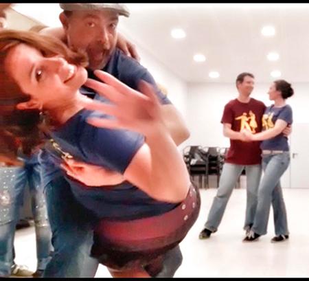 Intensiu de Balboa i Blues amb Mònica Vilches i Jordi Figueras